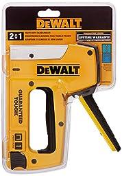 Dewalt DWHTTR350 Heavy-Duty Aluminum Stapler/Brad Nailer