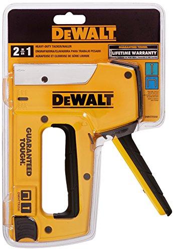 076174701357 - Dewalt DWHTTR350 Heavy-Duty Aluminum Stapler/Brad Nailer carousel main 0