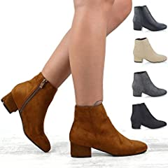 Womens Synthetic Flat Heel Pixie Chelsea Ankle Boots