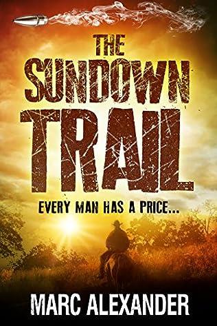 book cover of The Sundown Trail