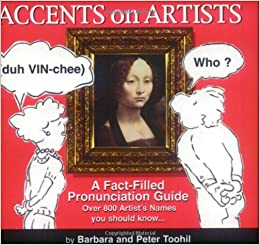 ACCENTS on ARTISTS