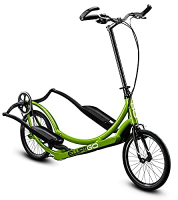 ElliptiGO 8C - The World's First Outdoor Elliptical Bike