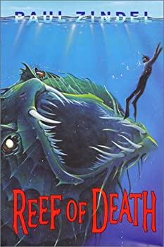 Reef of Death 0786813091 Book Cover
