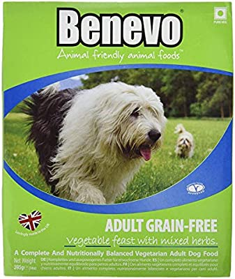 Benevo Grain Free Vegetable Feast With Mixed Herbs 395g Pack Of