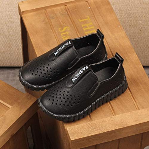 240023bc2e7 Xinantime Zapatos Bebé Zapatillas Bebé niños Bebés Niños Chicos Niñas  Zapatos Piel formelles hondos  Amazon.es  Juguetes y juegos