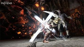 Dante S Inferno Xbox 360 Amazon Co Uk Pc Video Games