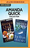 img - for Amanda Quick Collection - Desire & The River Knows book / textbook / text book