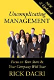 Uncomplicating Management, Rick Dacri, 1934949345