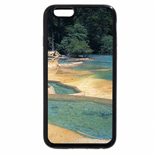 iPhone 6S / iPhone 6 Case (Black) Tiny Little Lakes