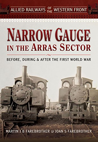 Narrow Gauge in the Arras Sector: Before, During and for sale  Delivered anywhere in Canada