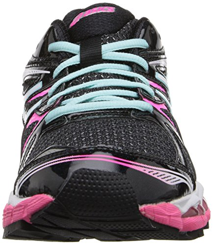 ASICS Women's GEL-Evate 2 Running Shoe Black/White/Pink limited edition cheap online TRz139OP