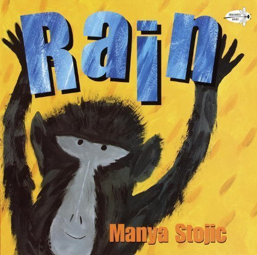 Rain Reprint Edition by Stojic, Manya published by Dragonfly Books (2009) (Rain Manya Stojic compare prices)