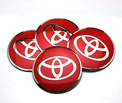 4pcs C084 65mm Car Styling Accessories Emblem Badge Sticker Wheel Hub Caps Centre Cover TOYOTA COROLLA RAV4 Camry CROWN PRIUS REIZ VIOS YARIS EZ VENZA HIGHLANDER ALPHARD PREVIA