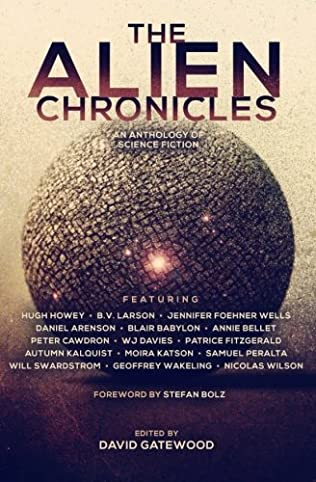 book cover of The Alien Chronicles