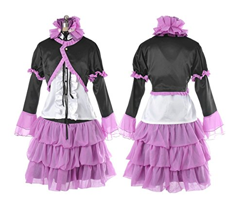 Sound Horizon 5th Roman Violette Cosplay Costume Customize Cosplay Costume -