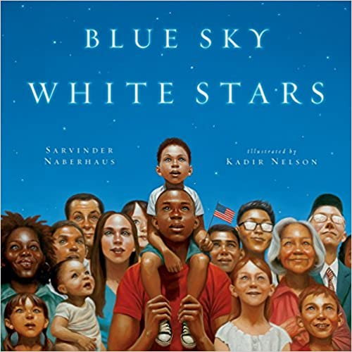 Book to share with your students about American Flag and diversity