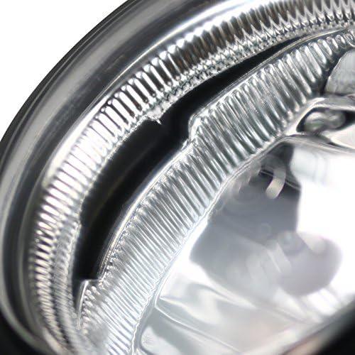 Spec-D Tuning LF-CV16COEM-DL Clear Fog Light
