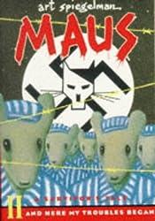 Maus: And Here My Troubles Began Pt. 2: A Survivor's Tale (Penguin Graphic Fiction)