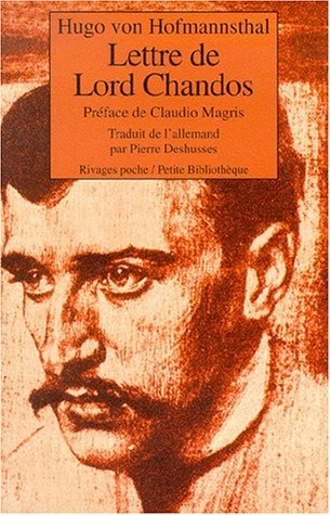 Lettre De Lord Chandos [Pdf/ePub] eBook