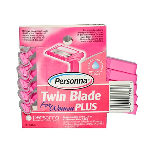personna-razor-blades-twin-blade-plus-5-count-pack-of-24