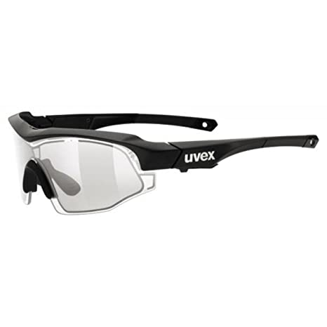 19c5e8936c6 Uvex Variotronic Shield Sunglasses  Amazon.in  Sports