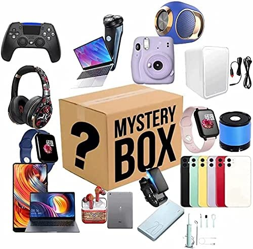 LLYA Electronic Blind Box, Super Costeffective, Random Style, Excellent Value for Money, Give Yourself A Surprise, Or As A Gift to Others