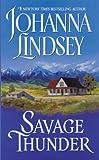 Savage Thunder, Johanna Lindsey, 0380753006