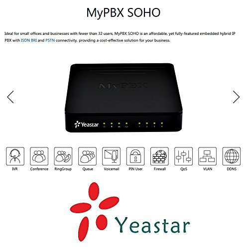 Yeastar SOHO MyPBX VoIP Phone and Device by YEASTAR