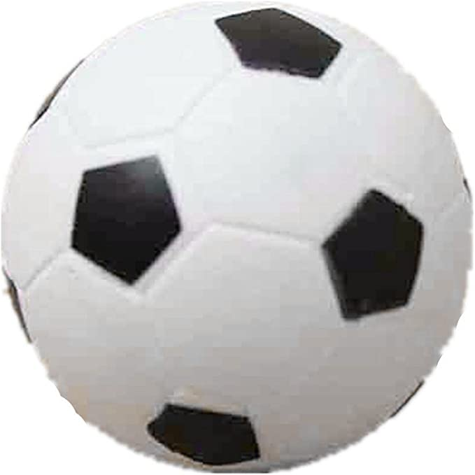 SODIAL Futbolin pequeno de futbol Bola de plastico duro de mesa ...