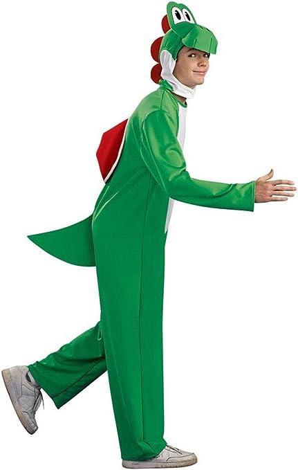 Escapade Disfraz de Dinosaurio de Super Mario Yoshi para Adulto ...