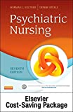 img - for Psychiatric Nursing - Text and Virtual Clinical Excursions Online Package, 7e book / textbook / text book