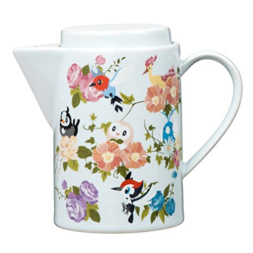 Pokemon Center original teapot MOKUROH'S GARDEN