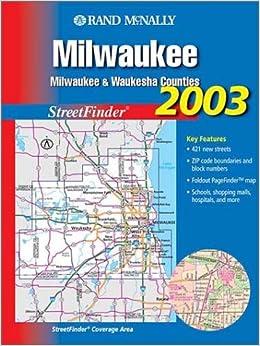 ~DJVU~ Milwaukee & Waukesha Counties (Rand McNally Streetfinder). Fischer chunks Friday champs daily