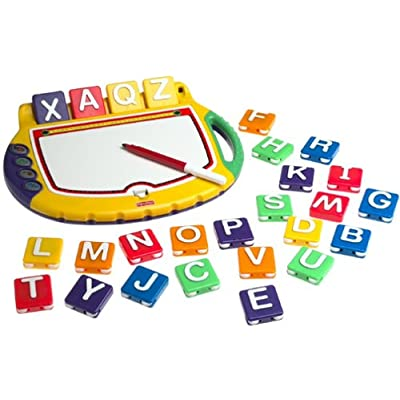 Fisher Price Learning Sensation Play with Letters Desk: Office Products