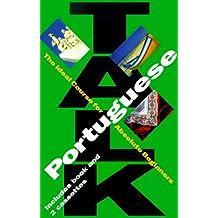 Talk Portuguese with Book