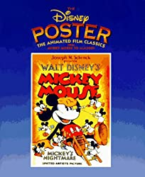 The Disney Poster: The Animated Film Classics from Mickey Mouse to Aladdin (Disney Miniature Series)