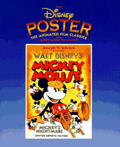ALADDIN CLASSIC 90s WALT DISNEY CARTOON KIDS MOVIE FILM PRINT PREMIUM POSTER