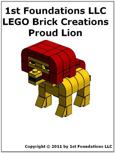 Amazon 1st Foundations Lego Brick Creations Instructions For A
