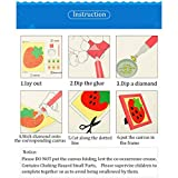 QIAONIUNIU Diamond Painting Kits for Kids, Dot Art