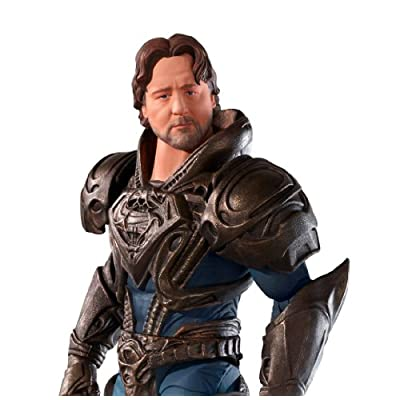 Superman Man of Steel Movie Masters Jor-el Action Figure: Toys & Games