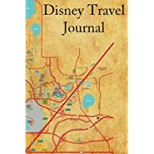 Disney Travel Journal