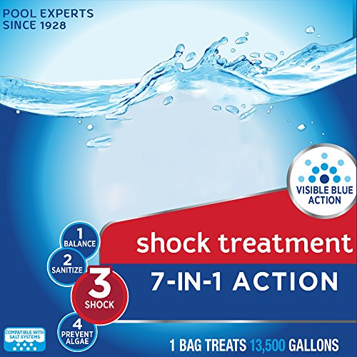 Hth Pool Shock Ultimate Shock Treatment 6 Count 52014