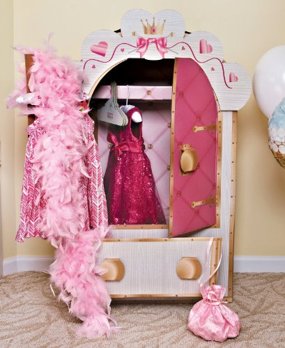 Advanced Graphics - Princess Wardrobe - Pink