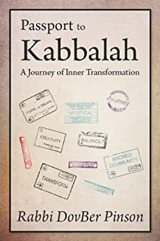 Passport to Kabbalah: A Journey of Inner Transformation by [Pinson, DovBer]