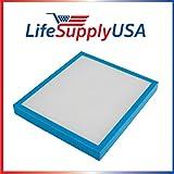 Cheap LifeSupplyUSA 3 Pack Replacement Filter fits Homedics AF-75FL AF-75 and AR-10