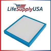 LifeSupplyUSA 3 Pack Replacement Filter fits Homedics AF-75FL AF-75 and AR-10 - By