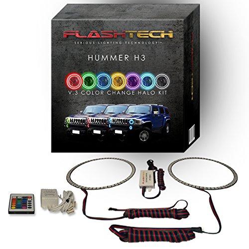 hummer h3 halos - 3