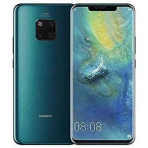Huawei Mate 20 Pro LYA-L29 128GB + 6GB – Factory Unlocked International Version – GSM ONLY, NO CDMA – No Warranty in The USA (Emerald Green)