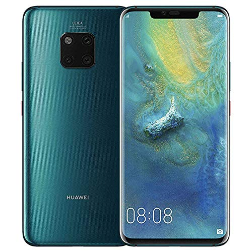 Huawei Mate 20 Pro LYA-L29 128GB + 6GB - Factory Unlocked International Version - GSM ONLY, NO CDMA - No Warranty in The USA (Emerald Green)]()