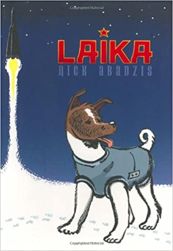 Image result for laika book